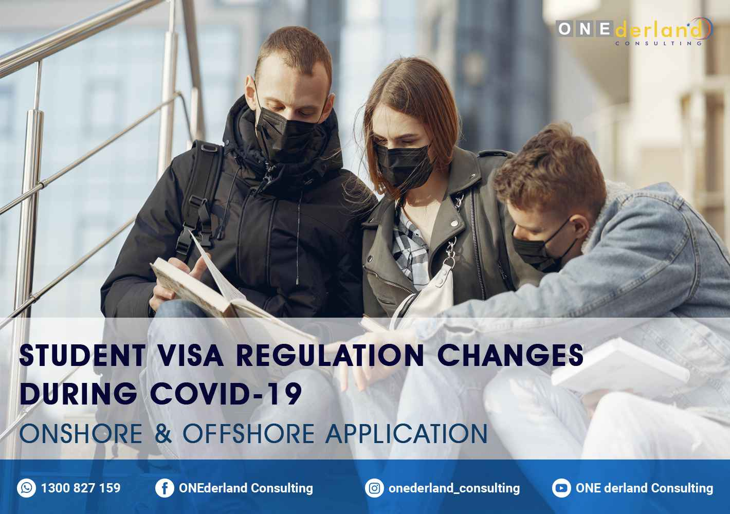 Student Visa Regulation changes during COVID-19 Onshore and Offshore Application
