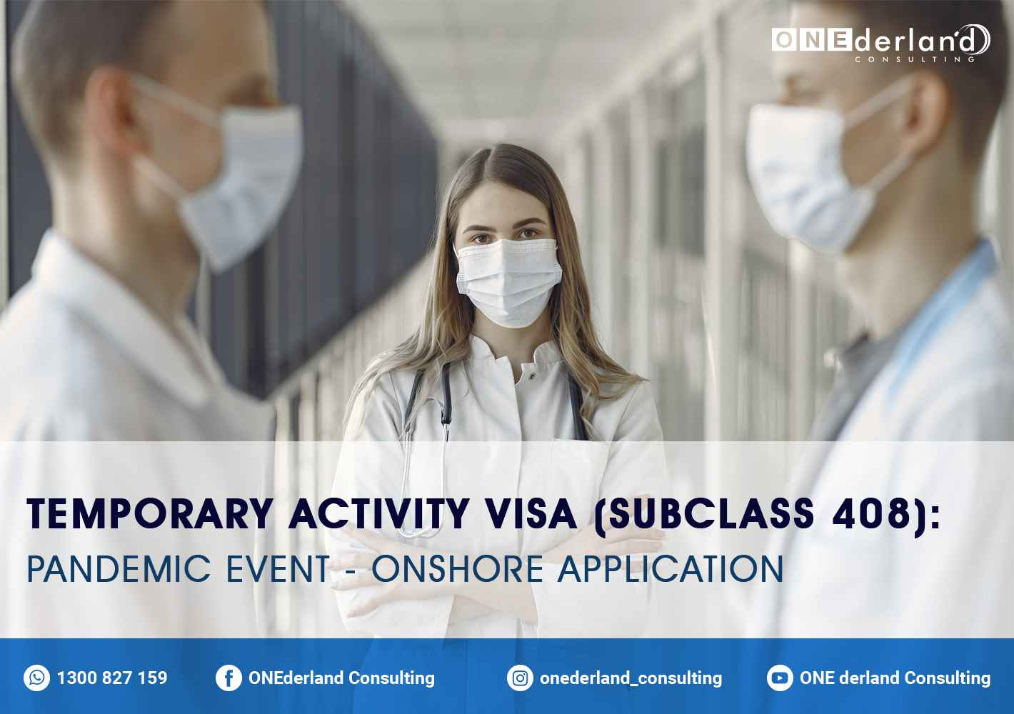 Temporary Activity Visa (Subclass 408) Pandemic Event Onshore Application