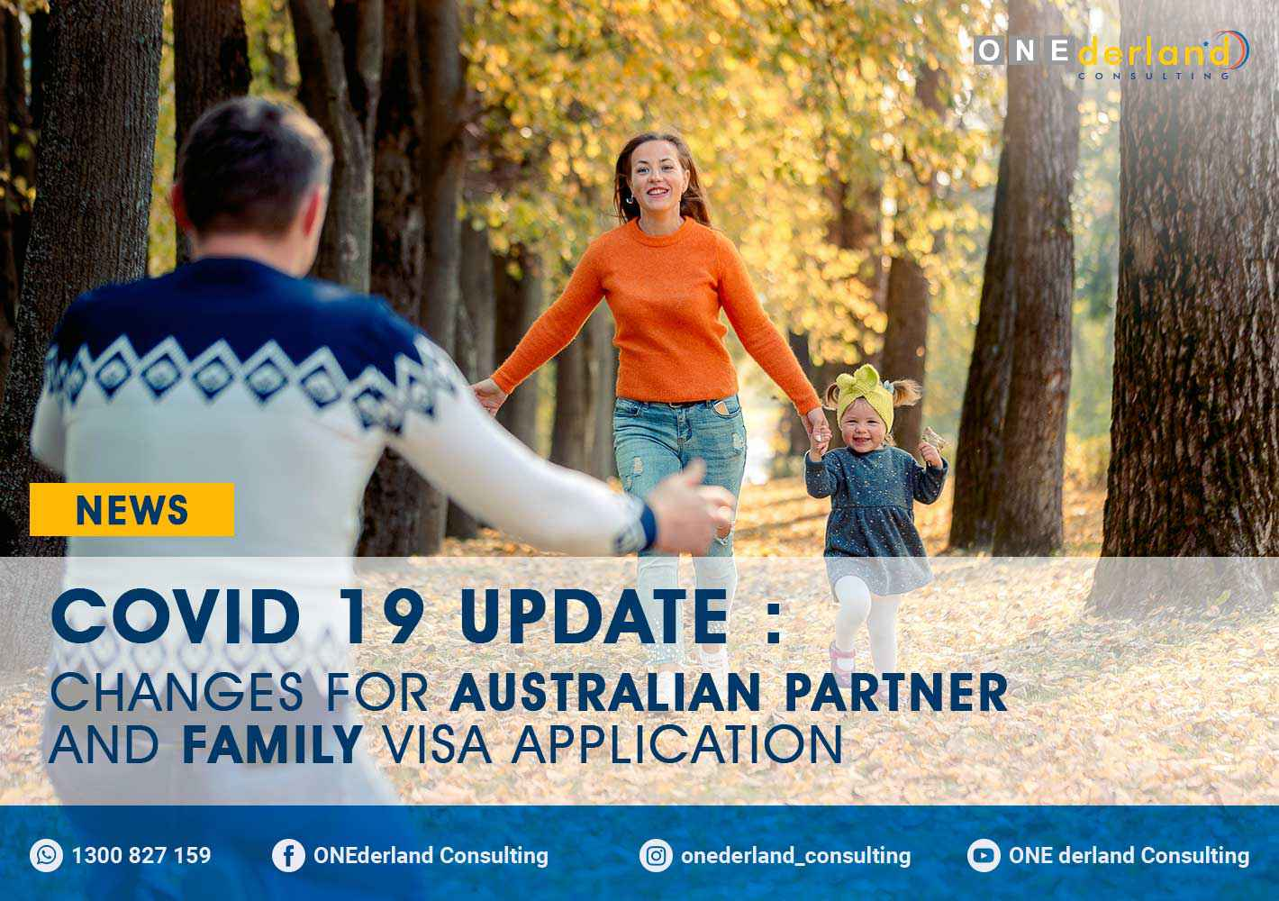 Changes for Partner and Family Visa Australia Will Be Implemented in Early 2021