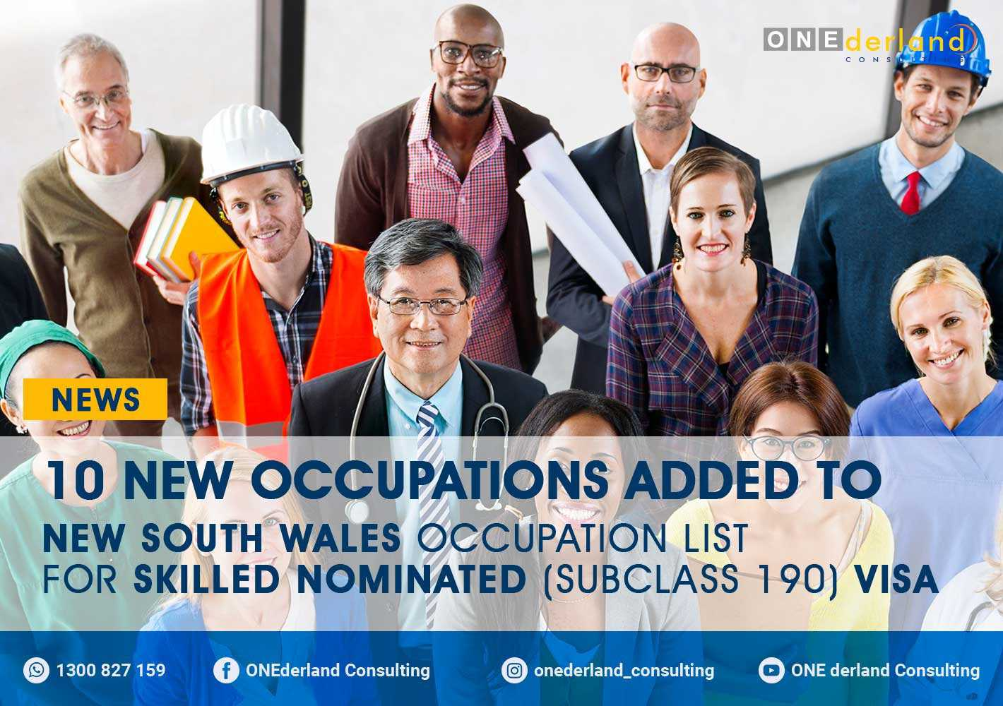 New Occupations Equal New Chance for Visa 190 Applicant!