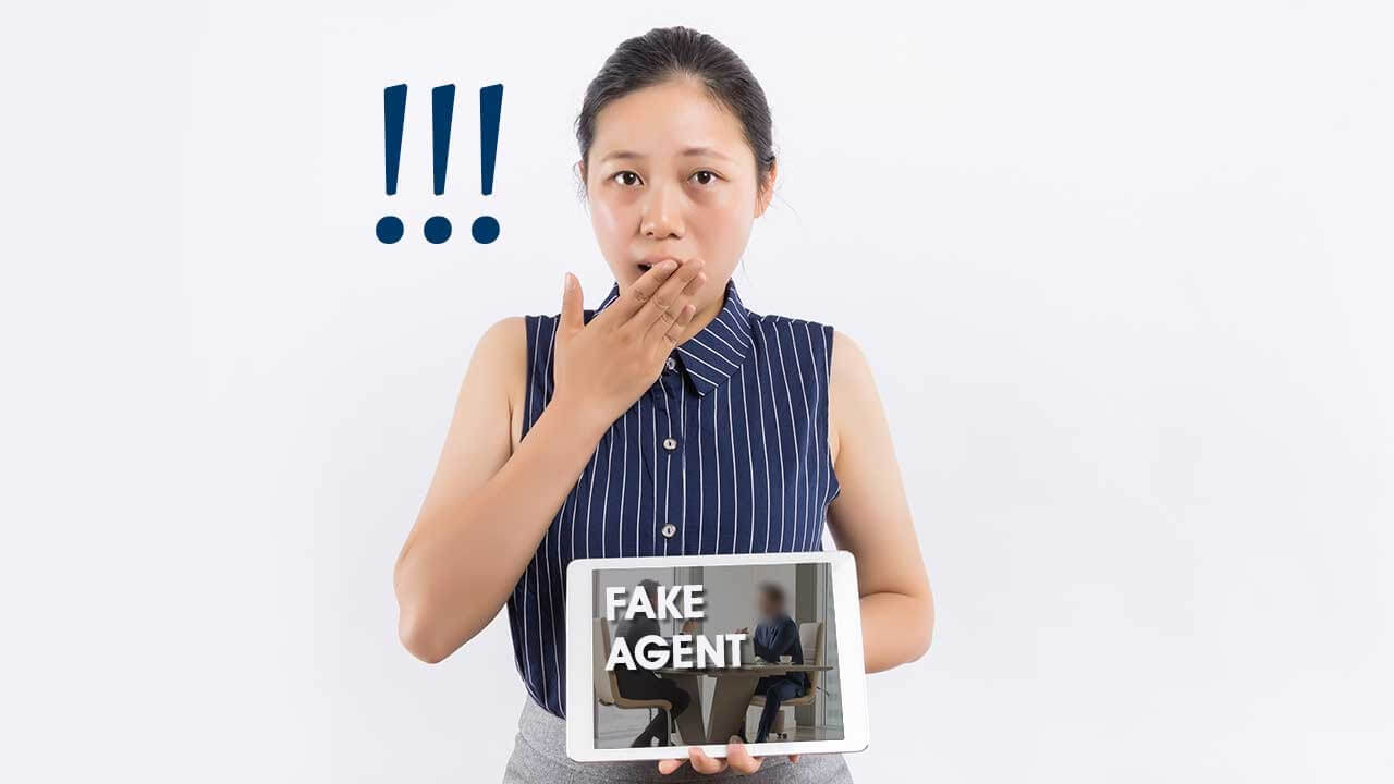 Be aware of Fake Australian Migration Agents around you!