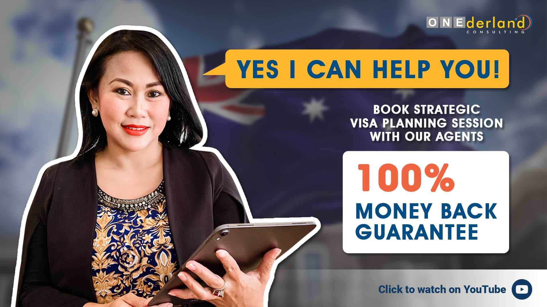 ONE derland Consulting 100% Back Guarantee-2