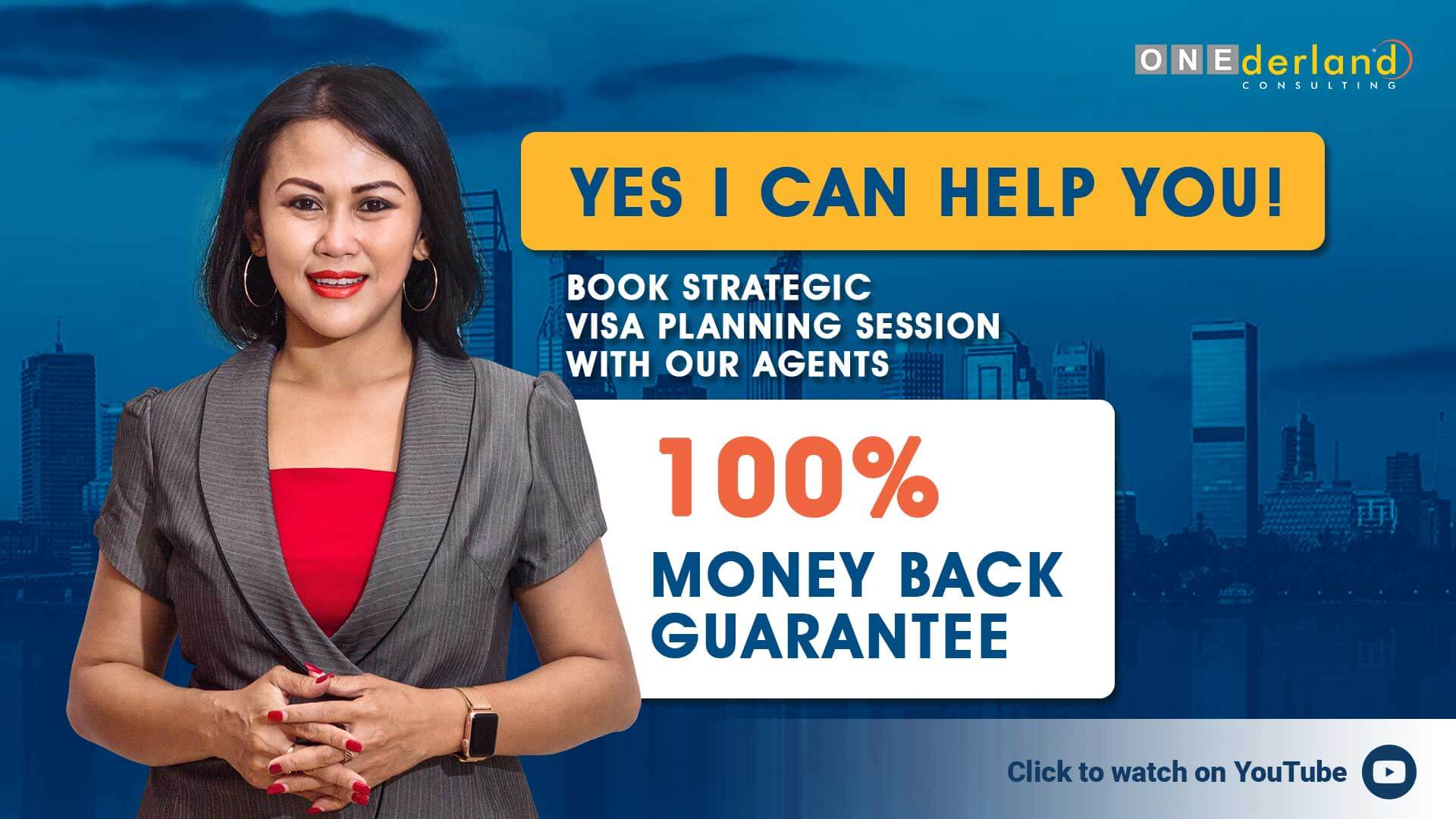 ONE derland Consulting 100% Money Back Guarante-3
