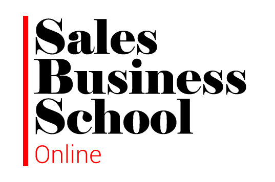 Logos Sales Business School online negro