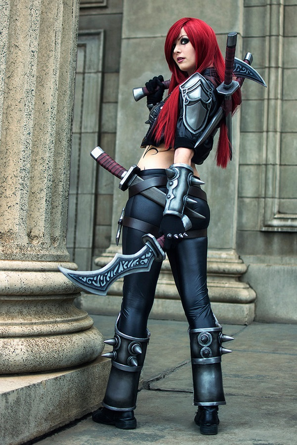 Top 34 Best Katarina Cosplay From League Of Legends Must See