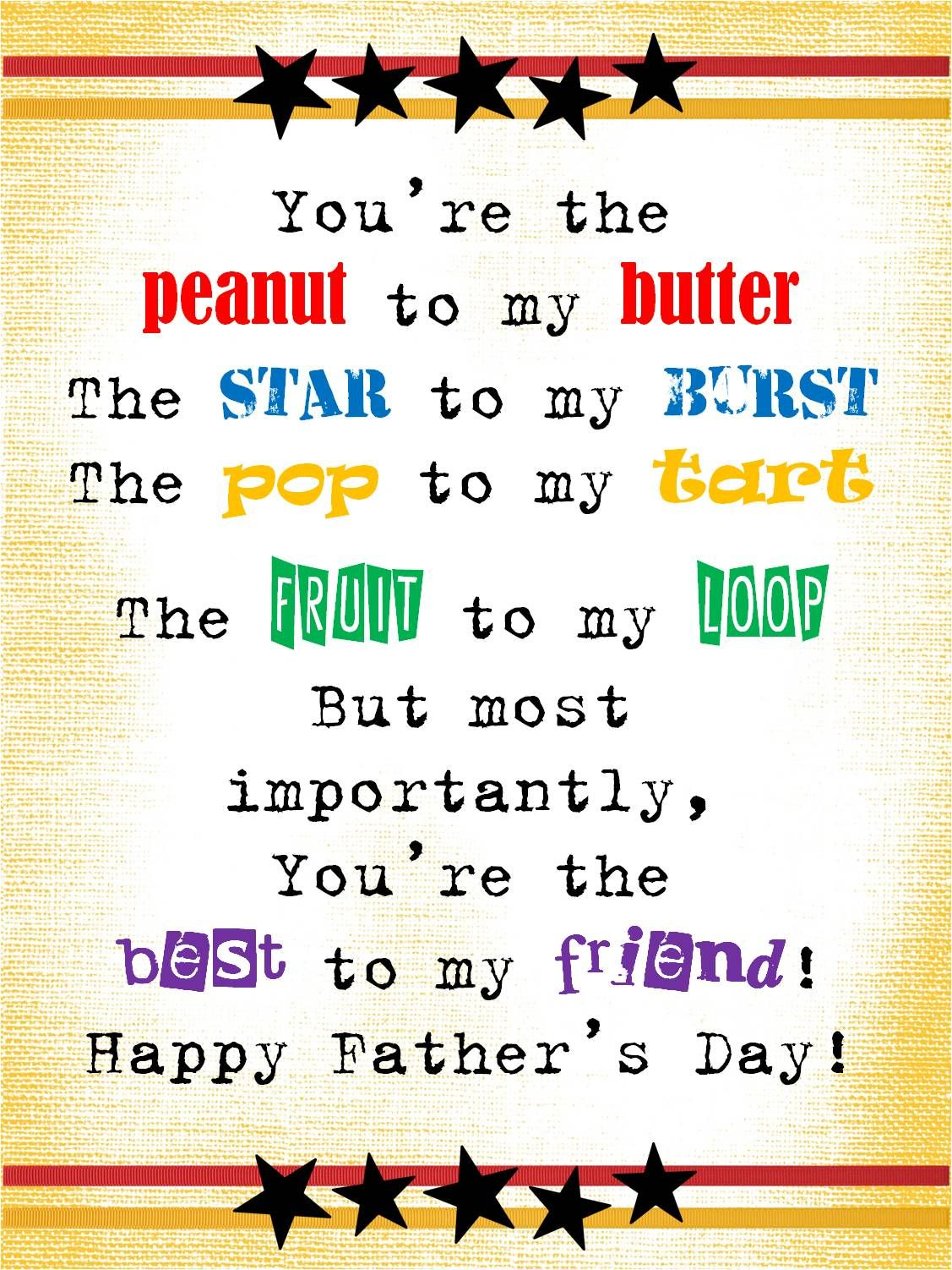Fathers Day Poems From Daughter To Dad 3