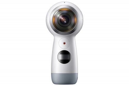 Samsung Gear 360 First Time Record and Stream Online 4K 360 Degree new 4K video camera in 360 degrees