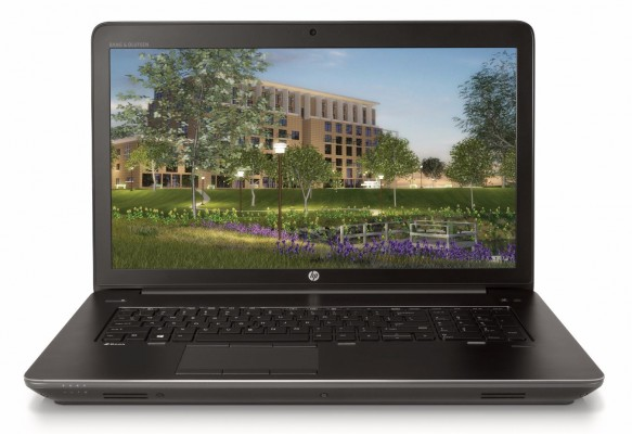 HP ZBook 17 G4 Notebook Workstation A VR (Virutal Reality) Ready Solutions with Super Specifications