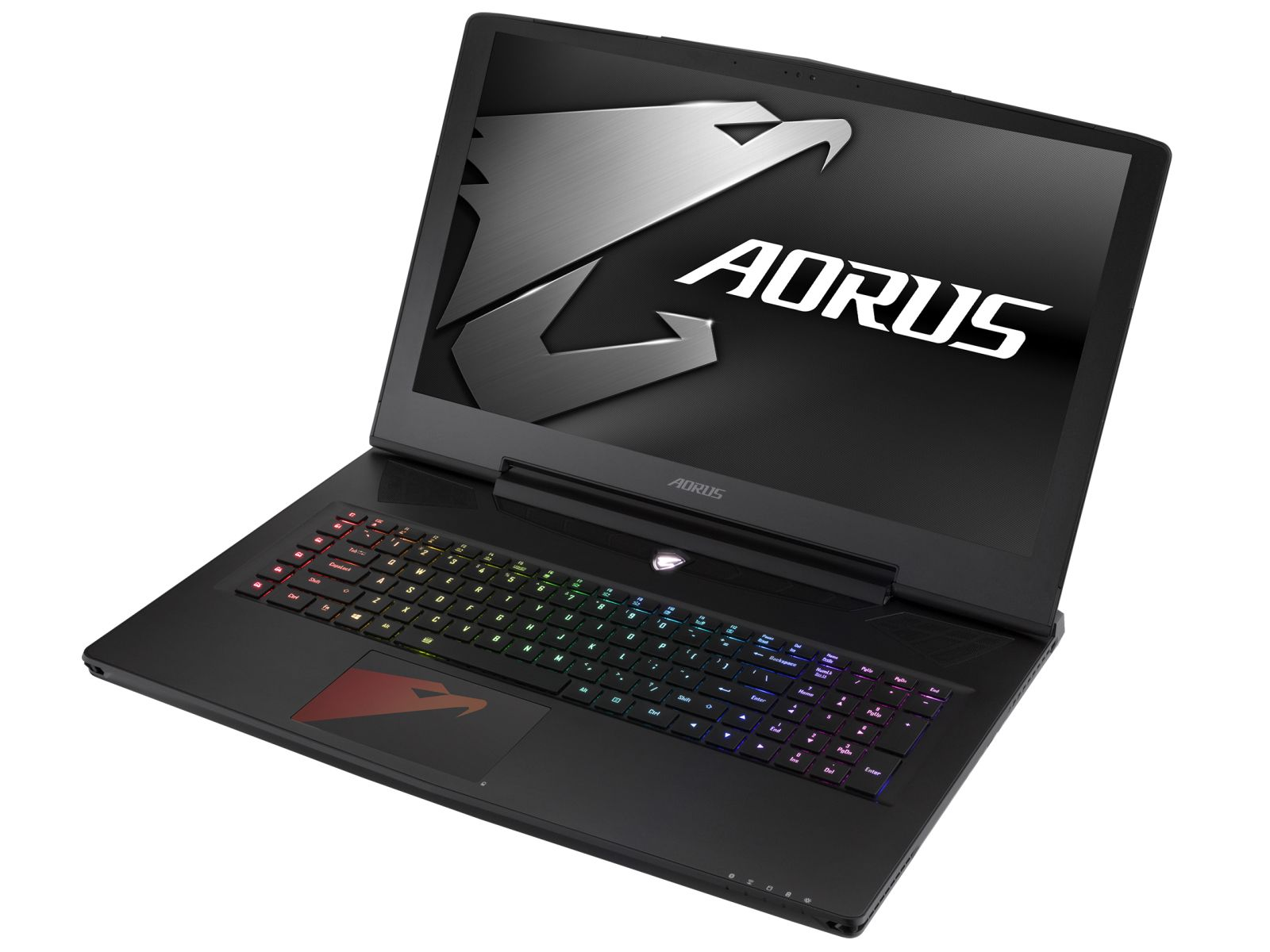 Aorus X7 DT and X5 Gigabyte notebooks with Intel Core i7-8850H