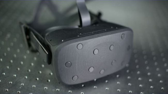 The new Oculus Rift will offer a field of view of 140°.