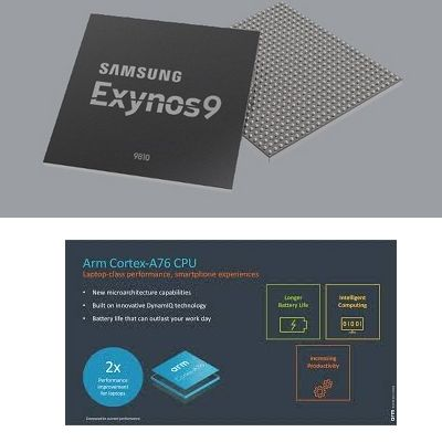 Samsung and ARM jointly develop powerful 7 nm chips