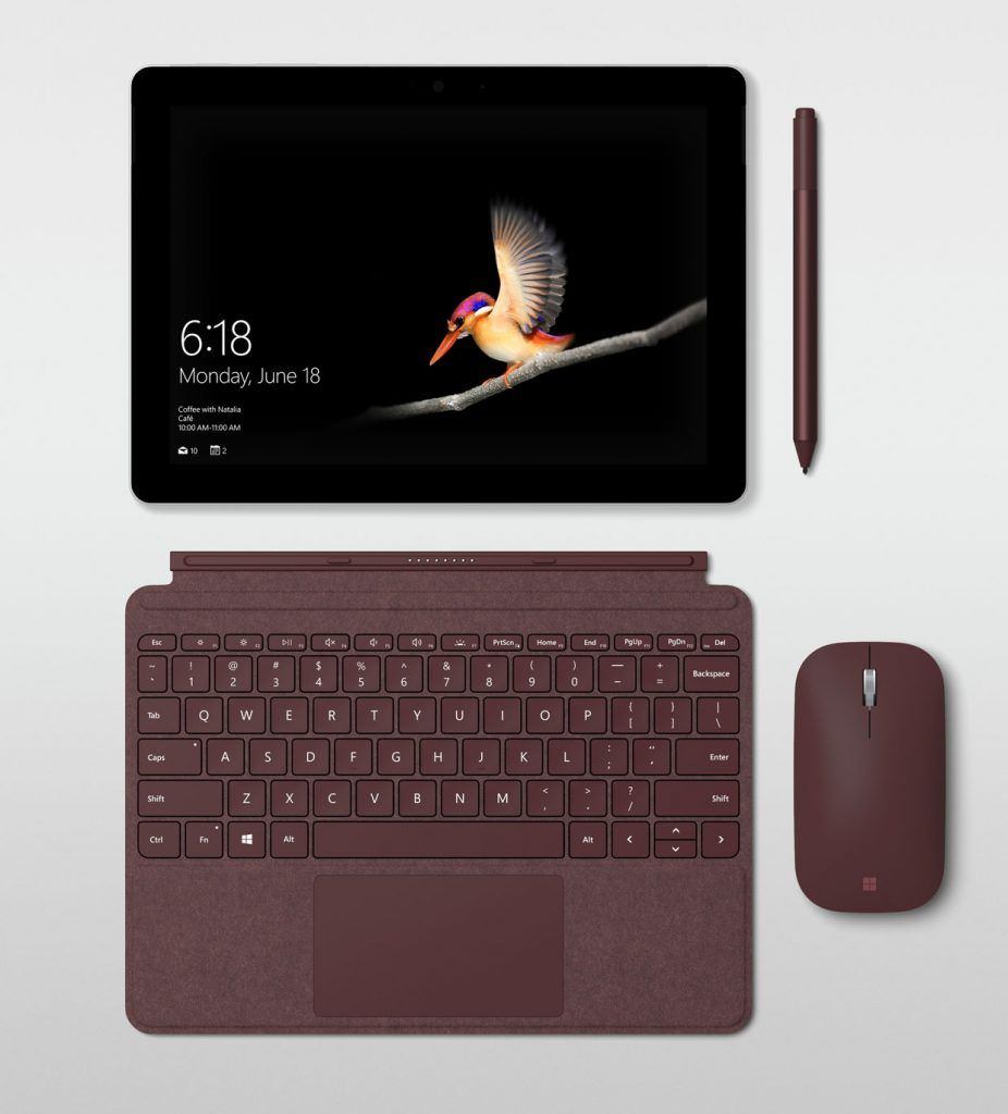 Review: Surface Go, Microsoft