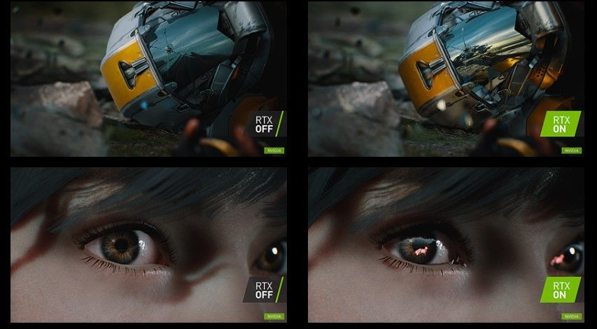 Nvidia confirms six new games with RTX support