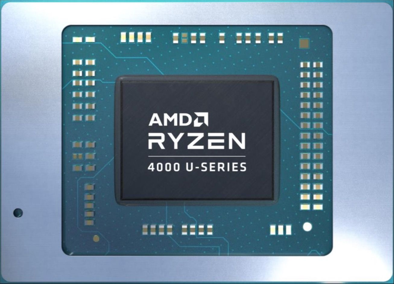 AMD Ryzen 7 4800U outperforms an Intel Core i9-9880H with half the TDP