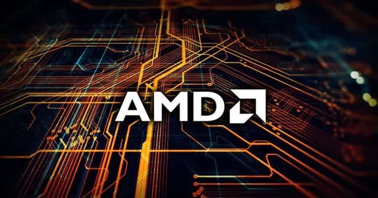 AMD shares, fascinating stuff for corporate investors during the pandemic