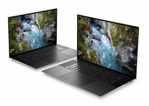 Dell Precision 5550 and 5750 workstations updated with 10th generation Intel core processors