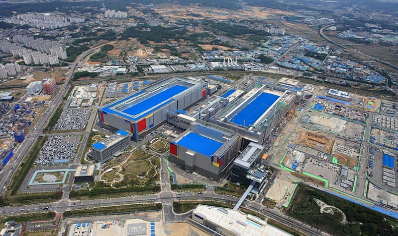 Samsung boosts its 5nm EUV process production lines