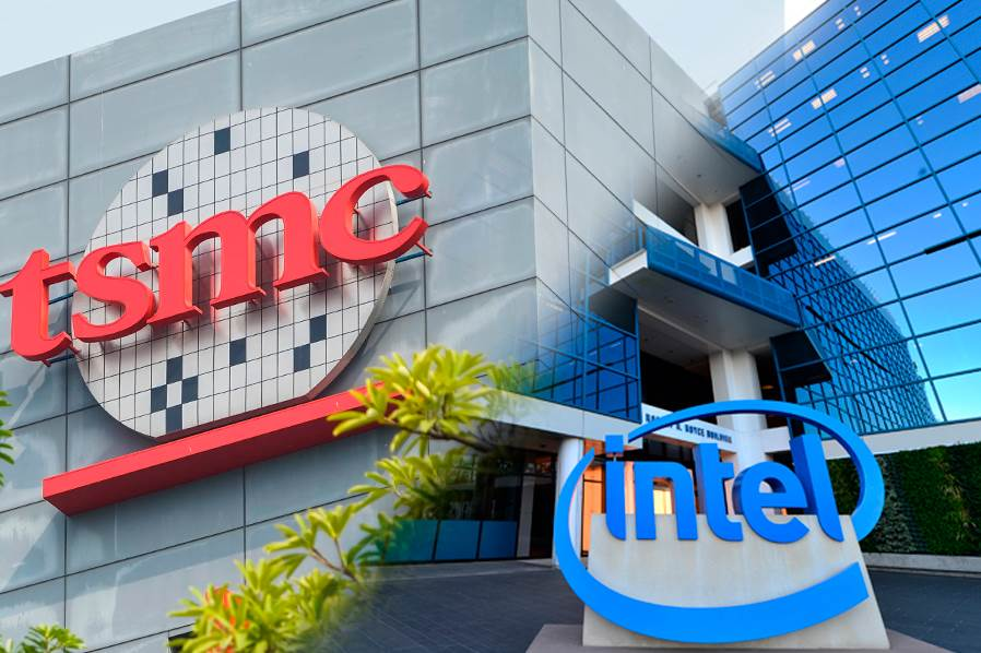 TSMC and Intel, 5nm node will be built in Foundry after Xe-HPG