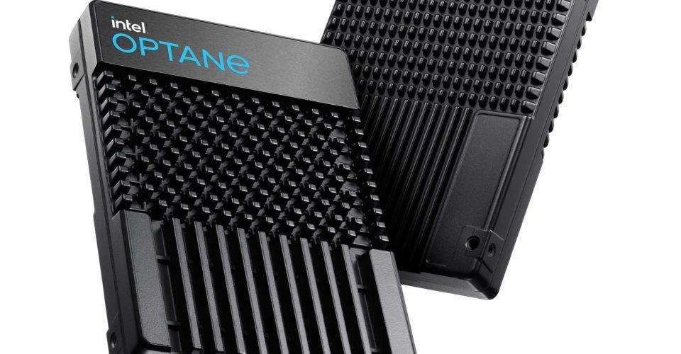Intel announces new 144-layer 3D NAND and Optane drives
