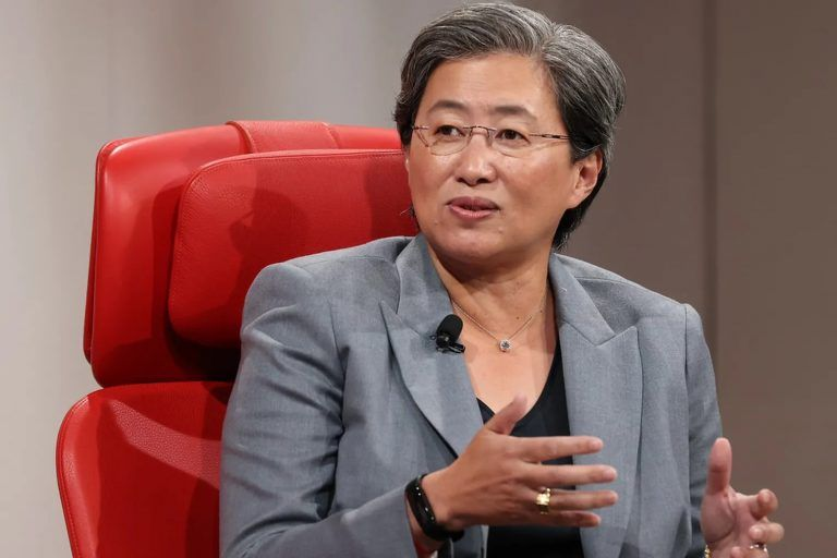 AMD: Chip shortage will be resolved in the second half of 2022