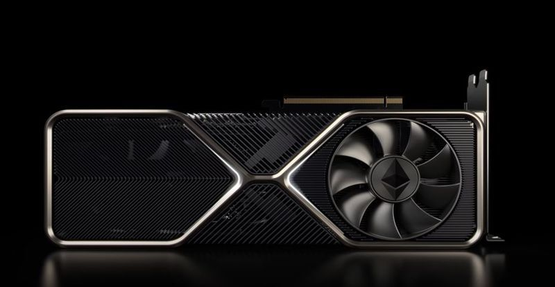 Nvidia RTX 3060, models with GA104 chips exposed