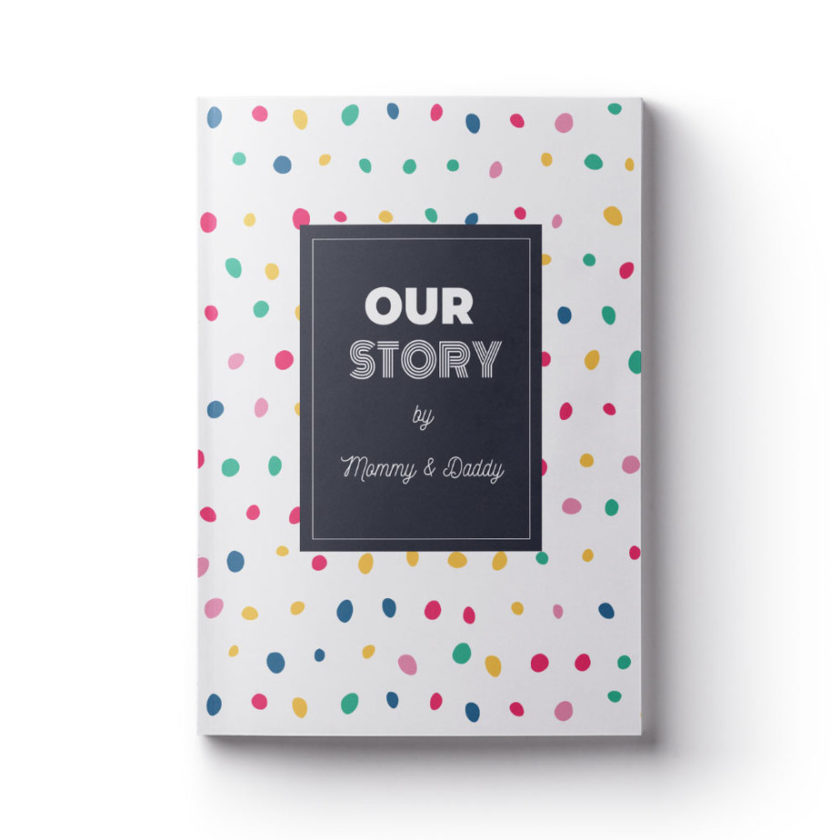 Our Story Adoption Book