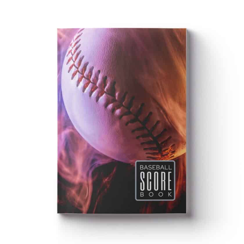 Basketball Scorebook Journal