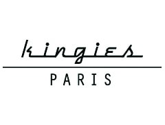 Kingies Paris logo OuiPlease French brands