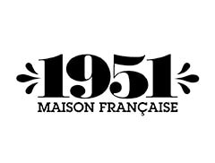 1951 Maison Francaise Logo OuiPlease Featured Brand partners