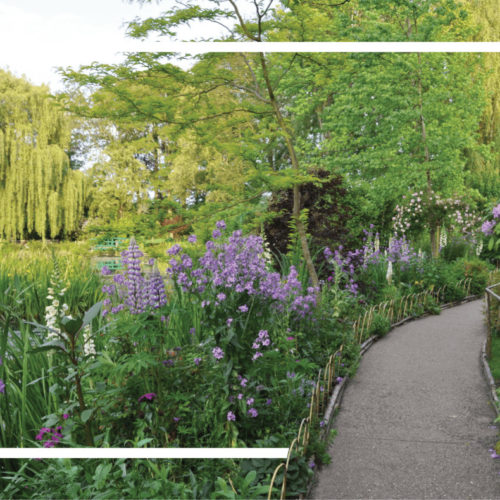 Claude Monet's Residency in Giverny, Normandie OuiPlease OuiBlog