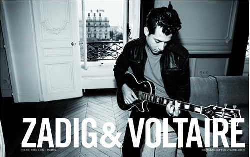OuiPlease OuiBlog French Clothing Brand Zadig & Voltaire