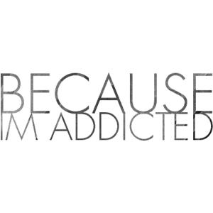 Because I'm addicted logo OuiPlease Prress