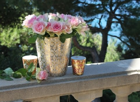 OuiPlease Provence Scents Rose et Marius Candles
