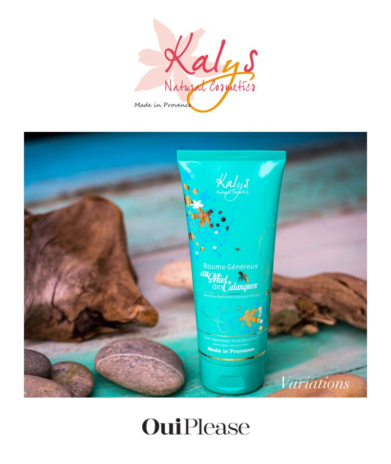 French Brand Kalys Natural Cosmetics OuiPlease Spoiler Alert