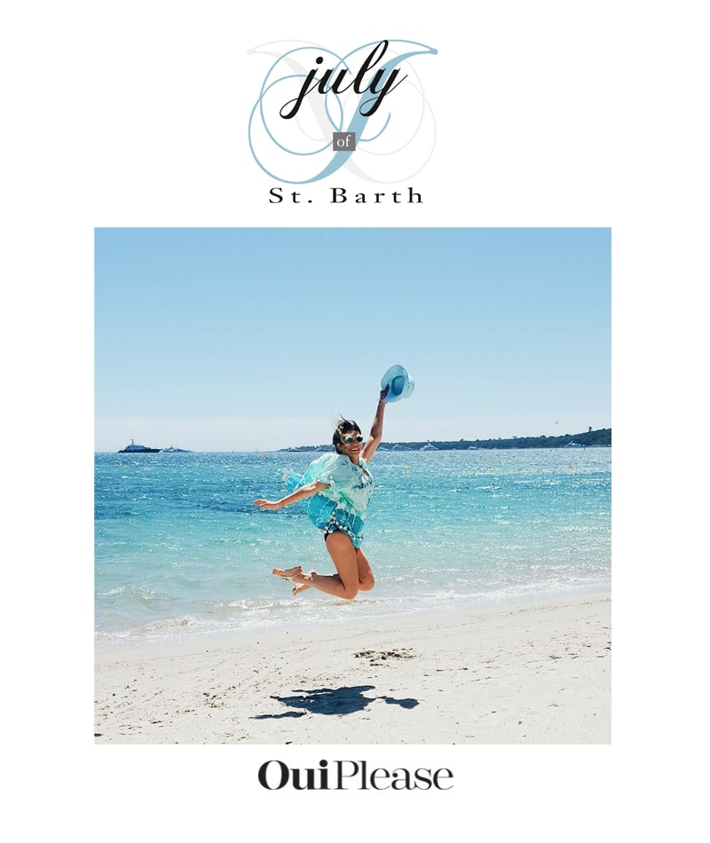 July of St. Barth French Brands OuiPlease Spoiler Alert