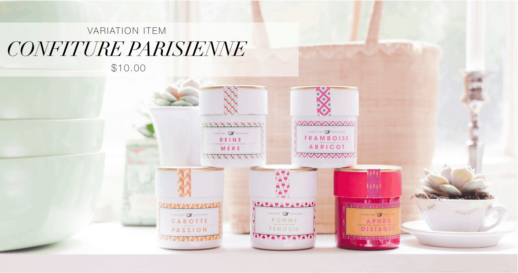 OuiPlease Confiture Parisienne French Cookies Recipe