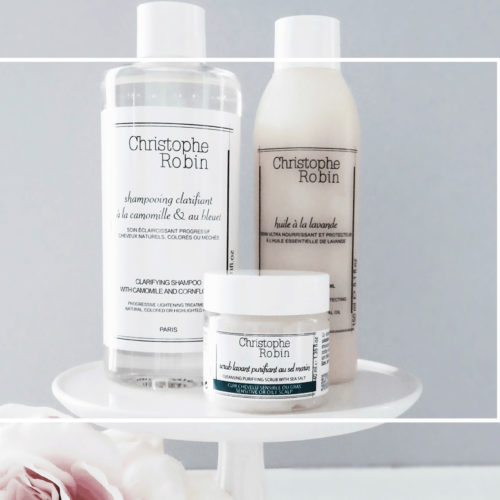 Christophe Robin Shampoo Conditioner OuiPlease French Haircare