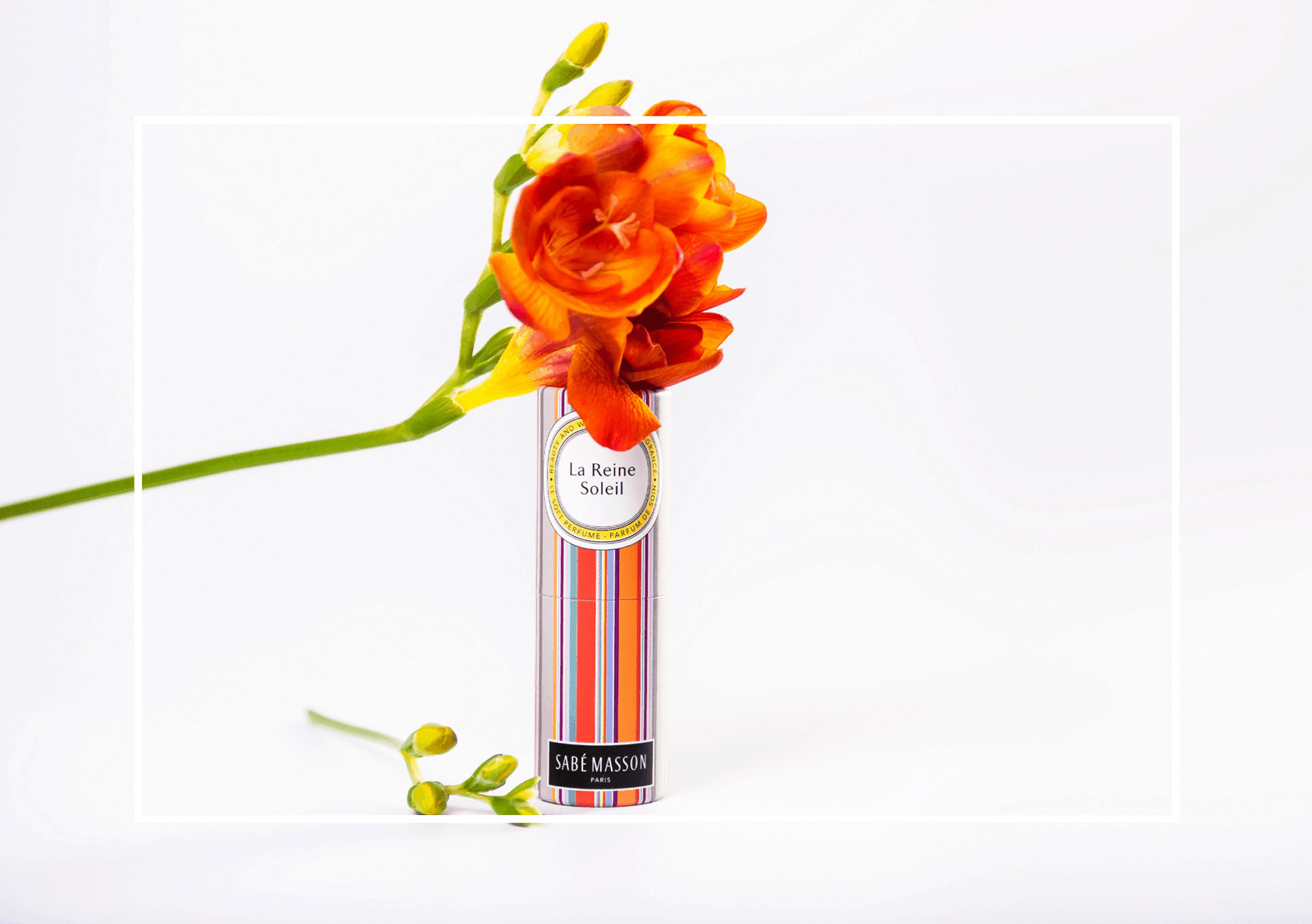 OuiPlease Interview Sabe Masson Women's Fragrance