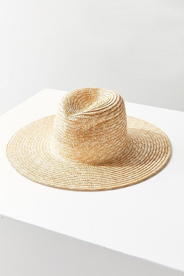 OuiPlease OuiBlog Summer Essentials Chapeau Wide-brimmed Hat