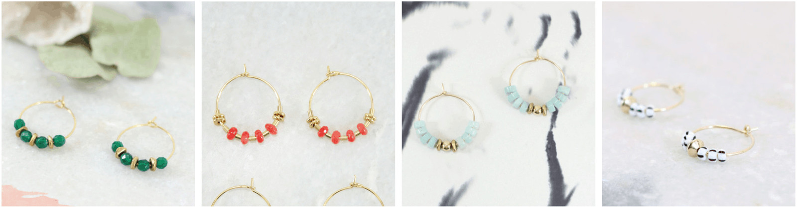 French Jewelry Brand Les Pierrettes Earrings OuiPlease OuiBlog