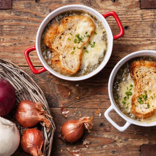 OuiPlease OuiBlog French Onion Soup Recipe