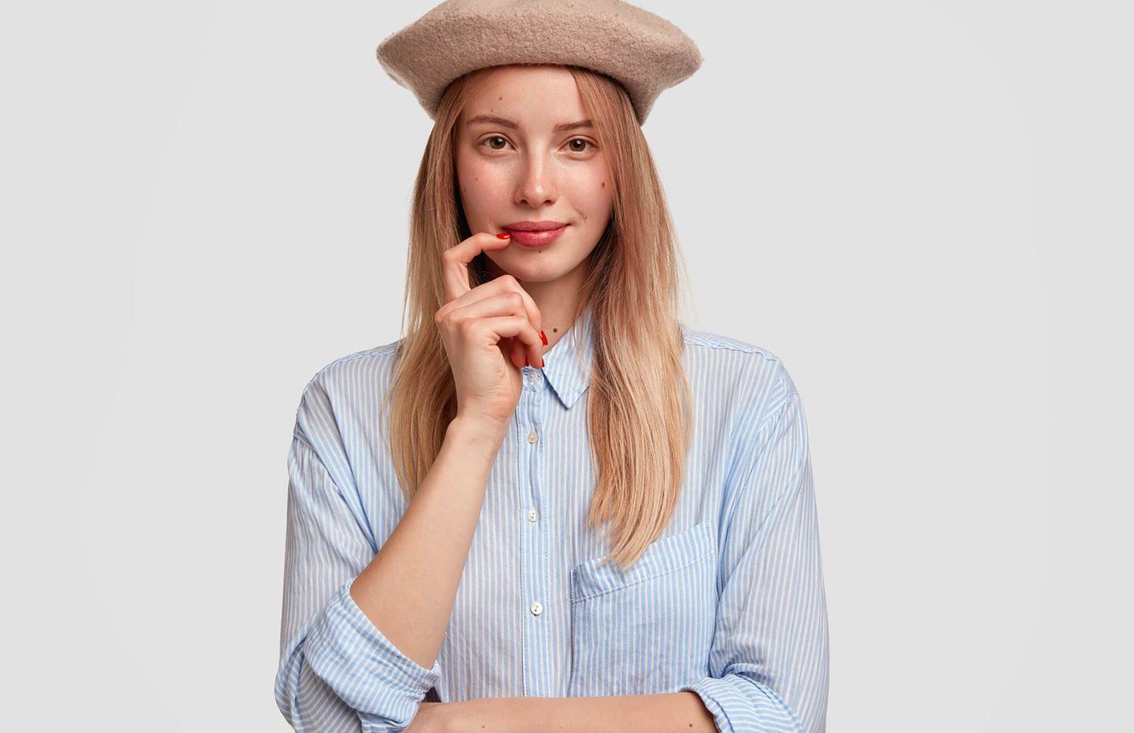 French Beret makes a comeback OuiPlease OuiBlog