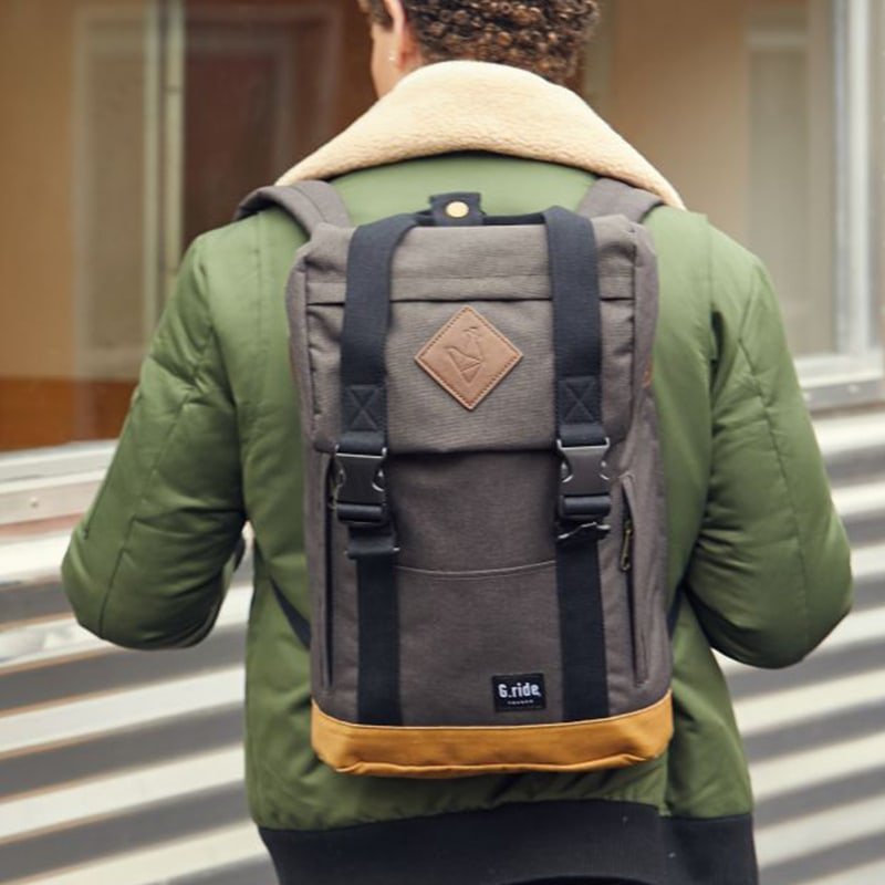 G.Ride Arthur Backpack OuiPlease Homme Gift Guide for Him