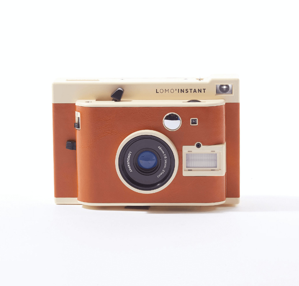 Merci Lomo Instant Camera OuiPlease Homme Gift Guide for Him