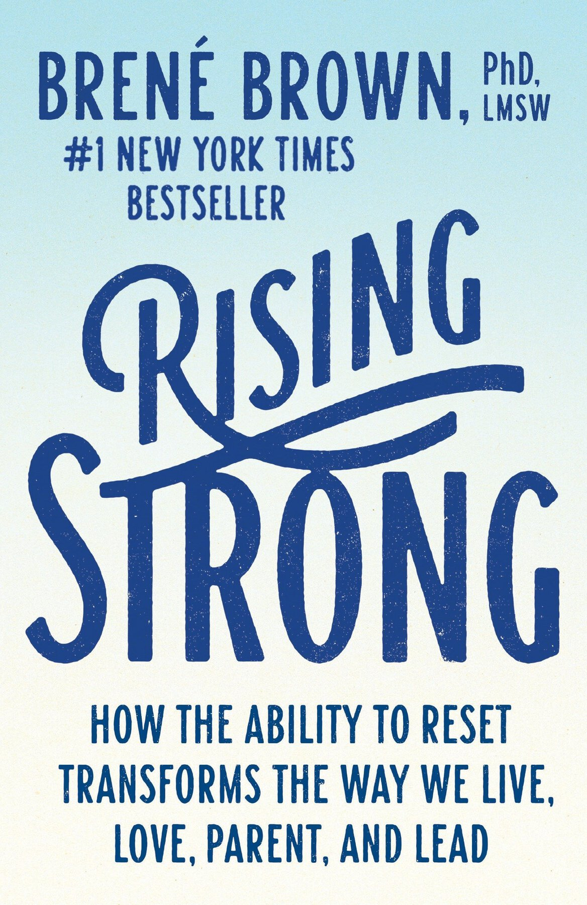Rising Strong Brené Brown OuiPlease Great Reads