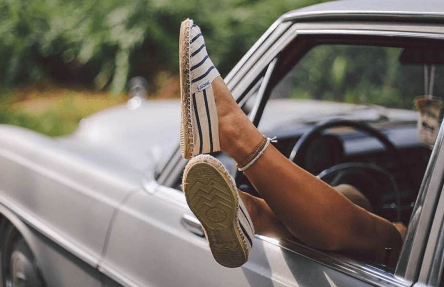 French Espadrilles Summer Sandals OuiPlease Style Blog