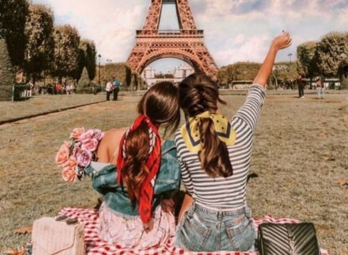National Girlfriends Day OuiPlease Box French style blog