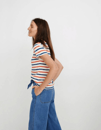 Bastille Day Best Striped Shirts OuiPlease Women's Style Blog