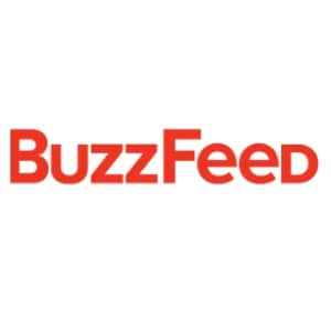 Buzzfeed logo OuiPlease Press logo