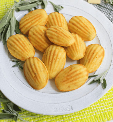 DIY French Madeleine Cookies Recipe OuiPlease French Lifestyle Blog